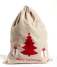 NanaHuchy - Christmas Sack-Tree