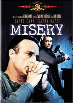 Misery * IMDb Rating: 7,8 (80.021) * 1990 USA * Darsteller: James Caan, Kathy Bates, Richard Farnsworth,