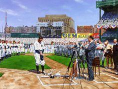 Lou Gehrig Day/Graig Kreindler