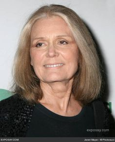 Gloria Steinam
