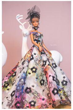 GEM SISTERS Topaz OOAK Silkstone Doll Dressed Doll.