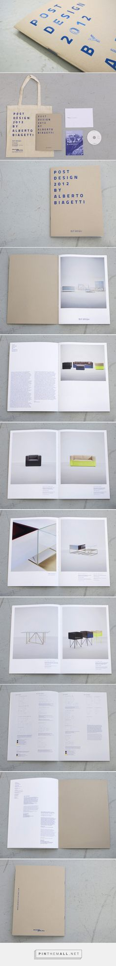 FPO: Post Design 2012 Exhibition Catalog - created via http://pinthemall.net