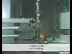 VTC 315 DS Cam Grinding -   The production tool for the machining of challenging shaft-type components, the VTC 315 DS turns and grinds vertically. Whether turning, drilling, milling, grinding, synchronous support grinding or combination turning + grinding – the VTC caters for all the variations of process integration in the machining of shaft-type components.