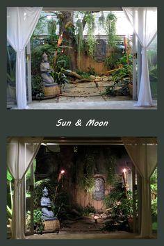 Tropic Zen Garden