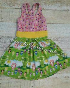 Aurora Dress   https://m.facebook.com/simplyhandmade2u
