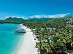Sandals Halcyon - St. Lucia.