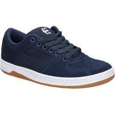 Etnies Scout navy//brown//white Skater Sneaker//Schuhe blau