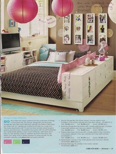 252 best PB teen images on Pinterest Bedrooms Child room and