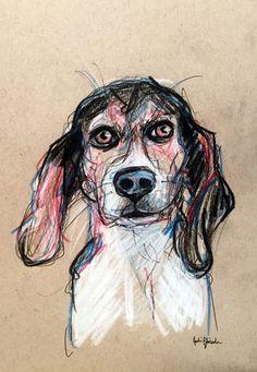 Custom Pet Portraits - Oil Paintings www.juliepfirsch.com