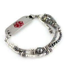 Constellation Medical ID Bracelet