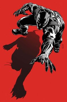 Black Panther by Patrick Zircher