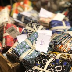 Visits to two fabric shops in London - Liberty and The Cloth House. Beautiful selection of Tana Lawns, vintage trims and notions. London Diary, Fabric Shop, Lana, Gift Wrapping, Shops, Quilts, Pretty, Blog, Shopping
