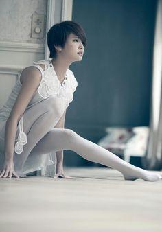 Rainie Yang in Paris