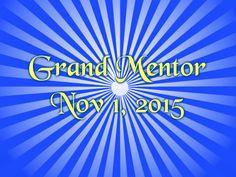 Grand Mentor Nov 1, 2015