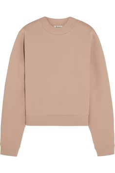Acne Studios | Bird cotton-blend jersey sweatshirt | NET-A-PORTER.COM