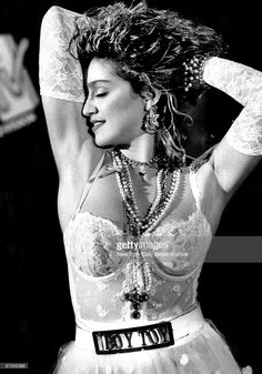 Madonna concert during a performance at MTV Video Awards.