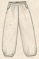 Damenhosen - bunt und ausgefallen | Gudrun Sjödén