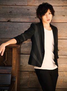 Kiriyama Renn Japanese men's fashion