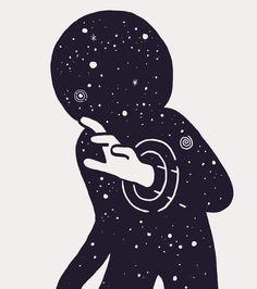 quando o espaço nos alcança