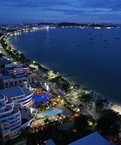 YOUR NEXT DESTINATION: ... (or) the more lively party atmosphere that Pattaya offers with great beaches nevertheless.