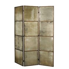 Room dividers can give interest to a space plan of a room by adding height, privacy, or hiding nook in a corner #Wayfair