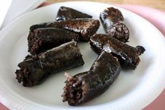 not for the faint of heart, but oh so wonderful....  Morcilla de Puerto Rico!