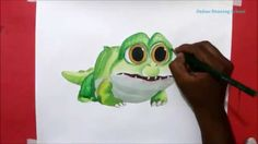 Hey guys watch How to draw Crocky character from The Pirate Fairy (2014) movie.. More videos  Please subscribe :)