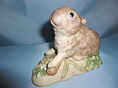 Cybis Bunny Figurine