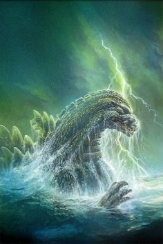 Godzilla !