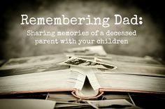 Being a parent without a parent is unbelievably hard One mom shares how she helps her sons remember her dad, the grandpa they'll never know.