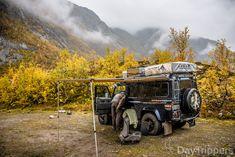 Land Rover Defender Expedição