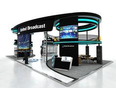 Ознакомьтесь с этим проектом @Behance: «UBMS Exhibit Stand» https://www.behance.net/gallery/32805553/UBMS-Exhibit-Stand