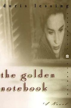 book cover of   The Golden Notebook