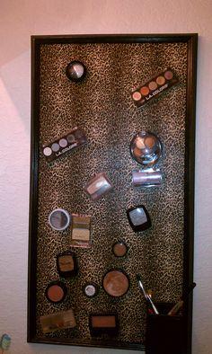 Magnetic make-up board :-)