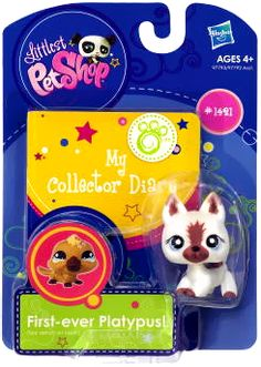 Littlest Pet Shop Activity Set My Collector Diary 2.0 Shepherd $ 11.99. I really want this LPS because she is just the cutest thing evah! ❤️
