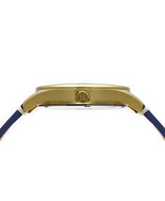 Miró Classic 40mm Gold Creme Blue - Seite