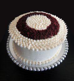 Worth Pinning: Red Velvet Cake for Valentine's Day