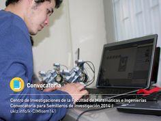 El Centro de Investigaciones de la Facultad de Matemáticas e Ingenierías CIMI tiene abiertas hasta febrero 14 la convocatoria para integrar los Semilleros de Investigación 2014-I, dirigida a los estudiantes de todos los programas de la universidad. Toda la información en http://uklz.info/k-CIMIsem141