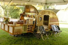 the most tricked out woody I've ever seen... gives you an idea of the possibilitieies... A Place to Dwell: Follow the Woody