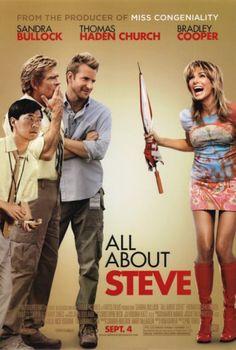 All About Steve..<3 Sandra Bullock..funny movie