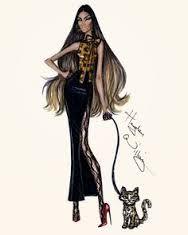 Resultado de imagem para fashion illustration pet
