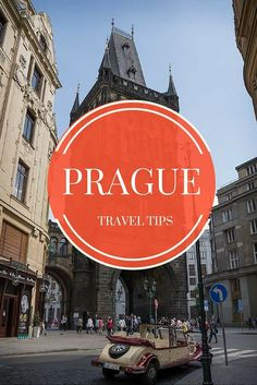 Prague Travel Tips. We go on a journey to discover all the Food Fun & Adventure in Prague. This historic city is a must visit if you are backpacking Europe