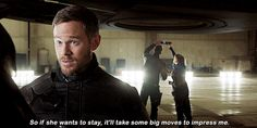 wanted to build a fucking cabin by a lake Killjoys Syfy, Shawn Ashmore, Funny Moments, Favorite Tv Shows, Nerdy, Gaming, Fandoms, In This Moment, Awesome