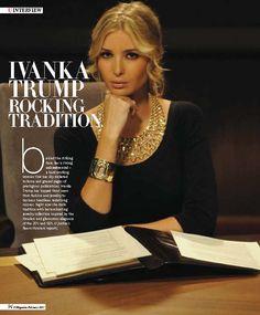 My entrepreneurial idol. Ivanka Marie Trump, Ivanka Trump Style, Cute Fashion, Fashion Outfits, Men's Fashion, Glamour Photo Shoot, Lil Black Dress, First Lady Melania, Kaiser