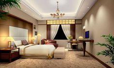 designer master bedroom decor