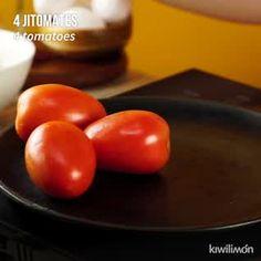 Huevos al Albañil Mexican Salsa Recipes, Mexico Food, Cooking Recipes, Healthy Recipes, Food Humor, Perfect Food, I Love Food, Street Food, Food Videos