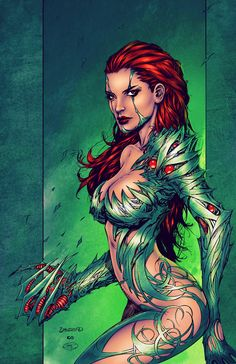 Broussard's Witchblade - Colors by StacyRaven.deviantart.com on @deviantART