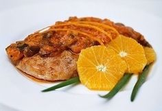 Meat Recipes, Snack Recipes, Snacks, Candida Diet, Pesto, Main Dishes, French Toast, Bacon, Curry