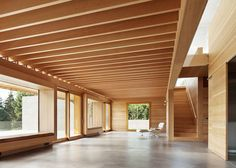 Andrew Berman Architect PLL's Watermill Residence is powered by geothermal energy
