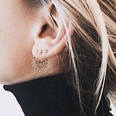 ☼☽ ᴘɪɴᴛᴇʀᴇsᴛ @stellaschiavon1  jewellery (earrings) and accessories